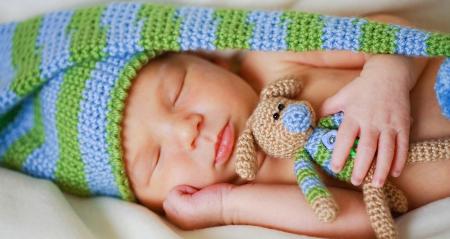 Поздравления с новорожденным сыном