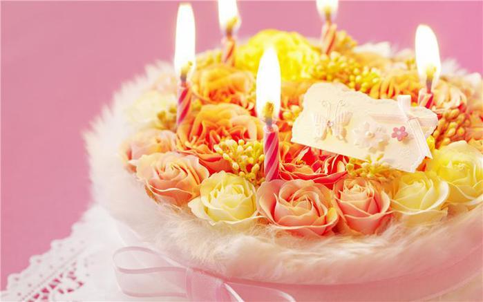 Поздравление молодой девушке с днем рождения в прозе короткие
