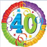 Поздравления с 40-летием женщине