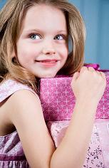 День рождения дочери 8 лет домашний