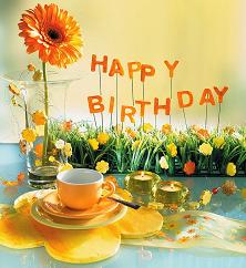 Поздравление с днем рождения-юбилеем женщине